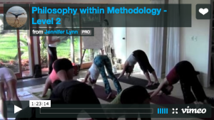 Philosophy within Methodology
