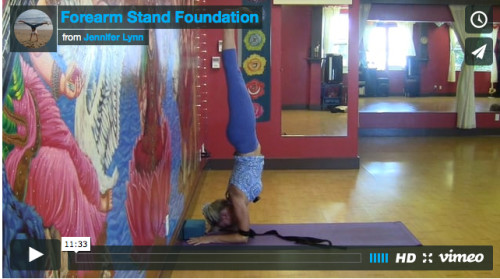 ForearmStandFoundation