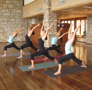 gentle vinyasa  balance challenge with nurturing  wisdom