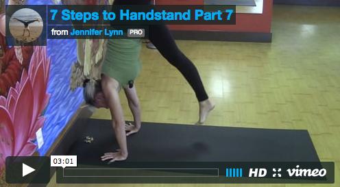 7 steps to headstand  part 7  wisdom flow yoga  joyful