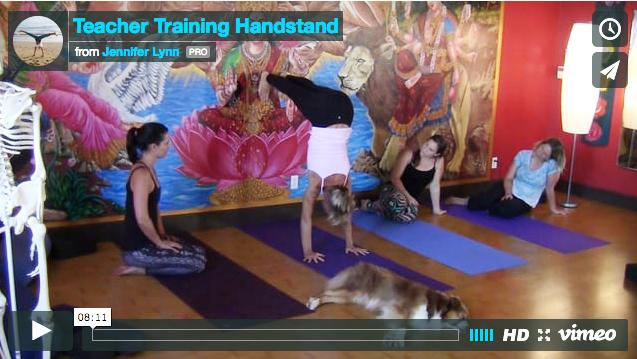 Teacher Training Handstand Wisdom Flow Yoga Joyful Movement On Maui Hawaii